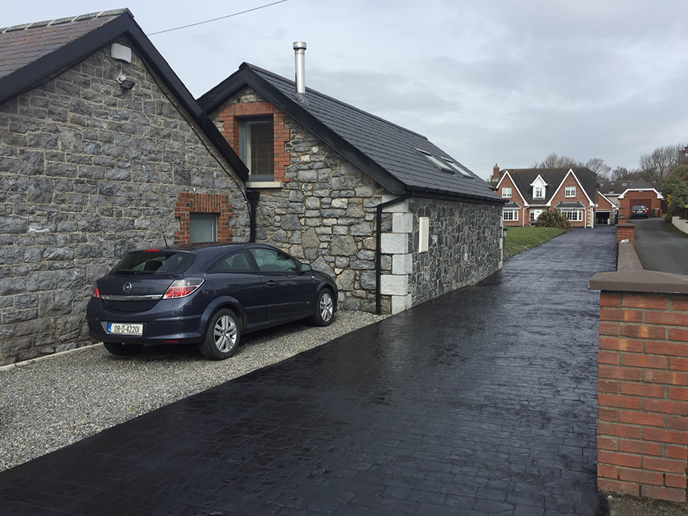 Concrete Driveway Dublin